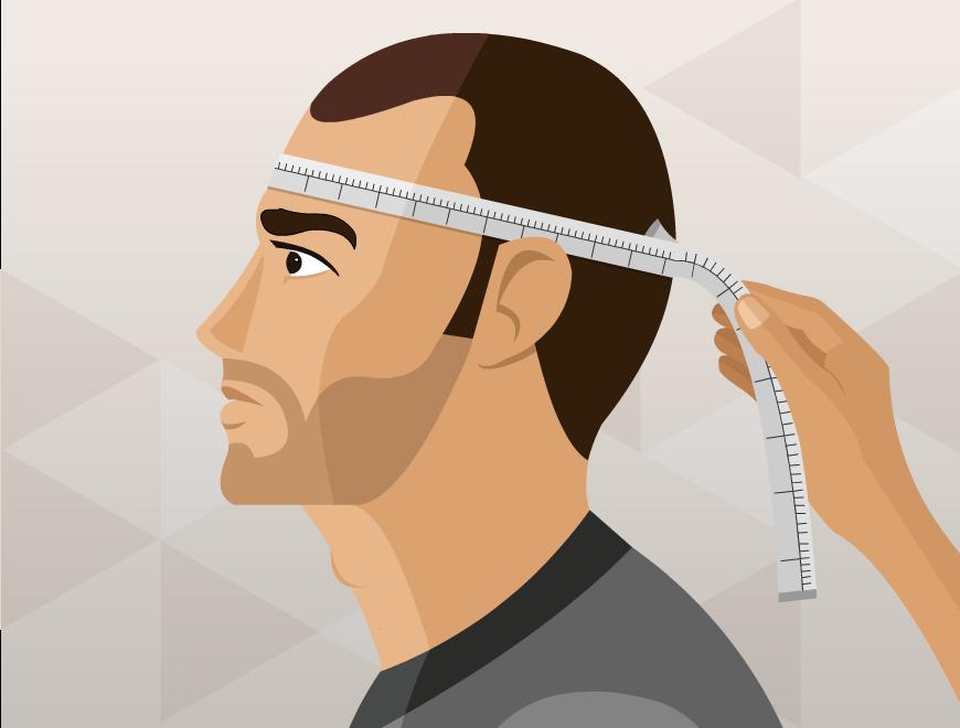 how to measure batting helmet