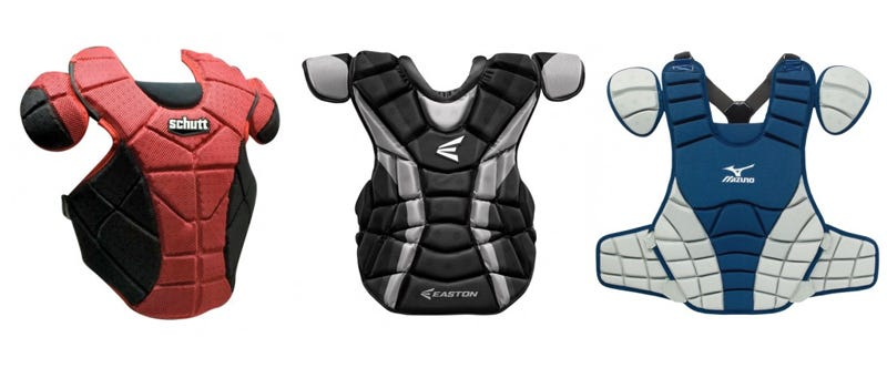 catcher-chest-protector-sizing-guide