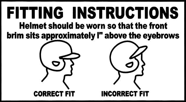 how-to-tell-if-a-baseball-or-softball-helmet-fits-correctly